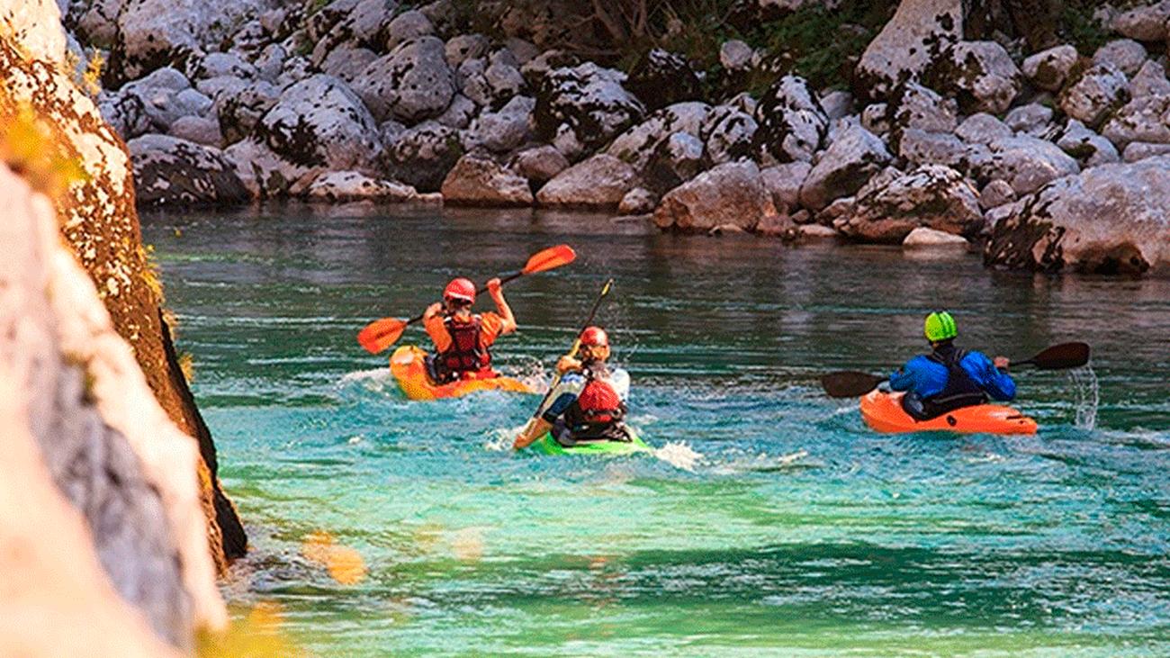 Planes acuáticos para disfrutar de la Sierra Norte