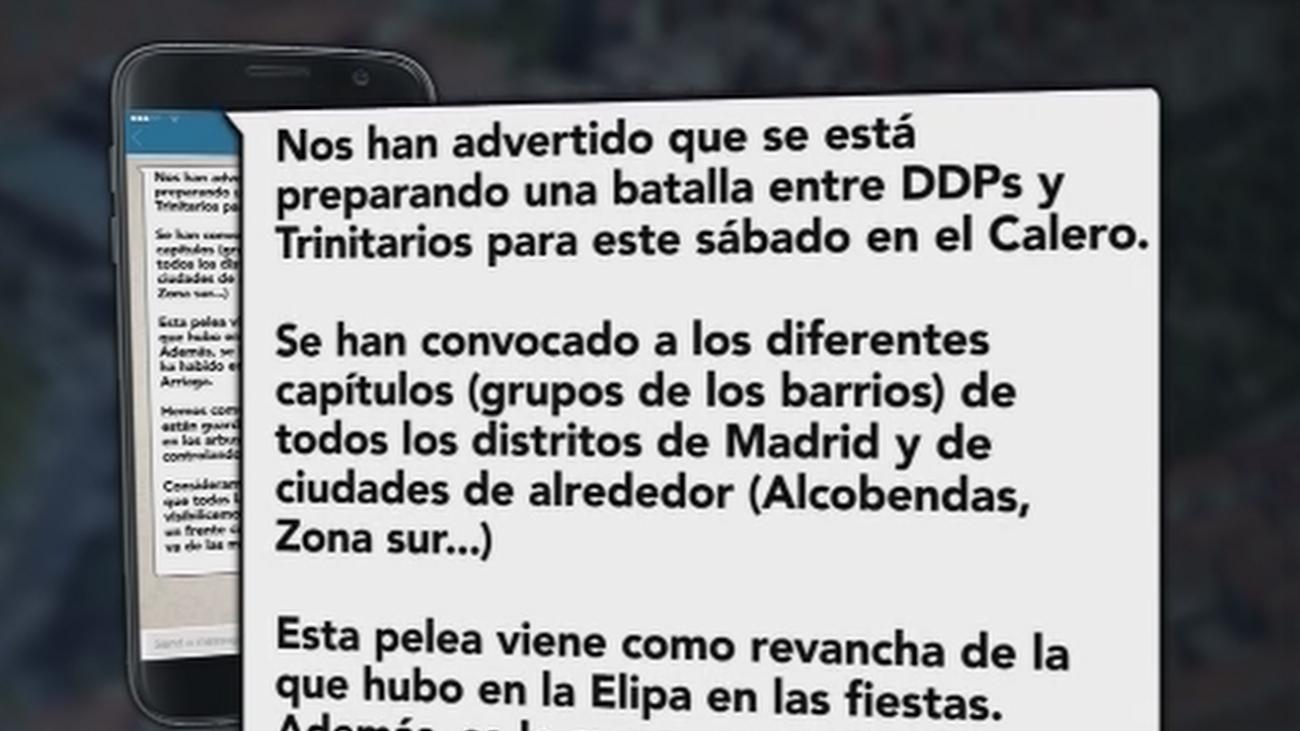 Alertan de una posible macropelea mañana en el barrio de la Concepción