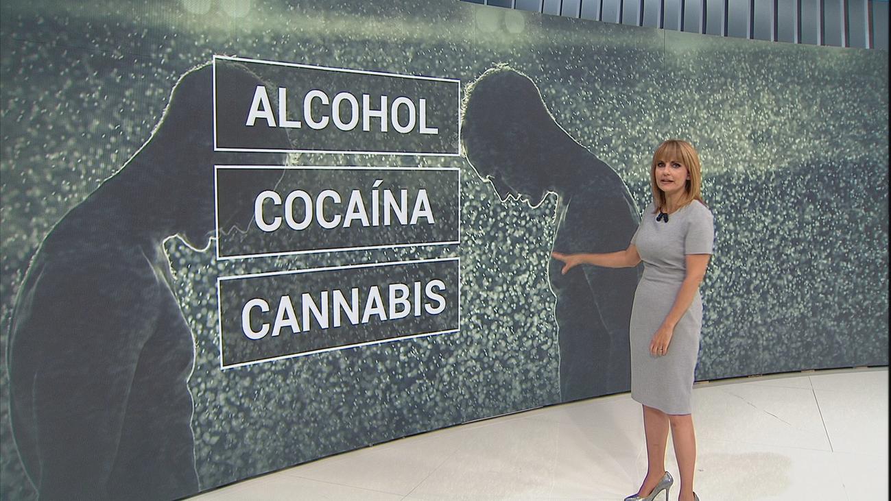 El alcohol es el principal problema de adicción en España