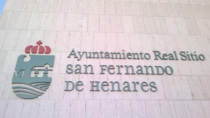 Ciudadanos y PSOE se reparten el Ayuntamiento de San Fernando de Henares