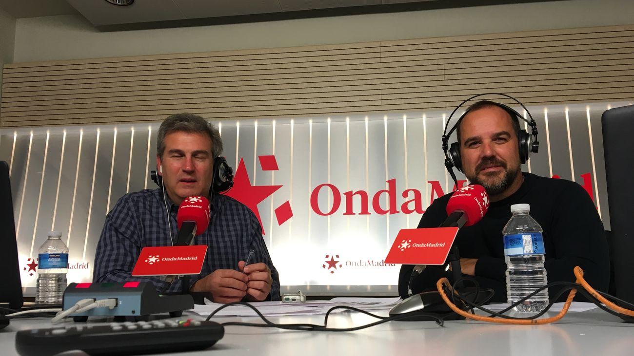 Orcaray:  El deporte de Madrid goza de buena Salud
