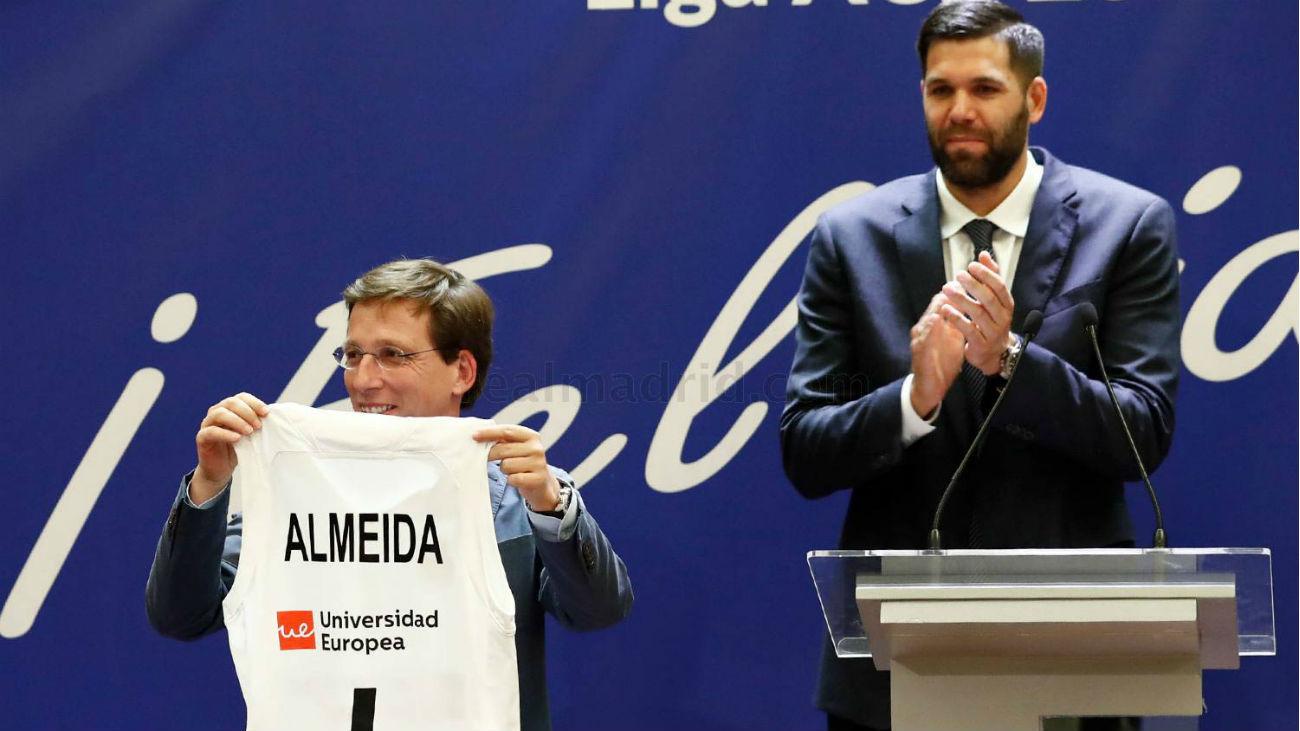Felipe Reyes y Martínez-Almeida