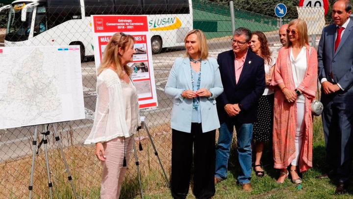 Madrid mejorará este verano los firmes de más de 400 kilómetros de carreteras