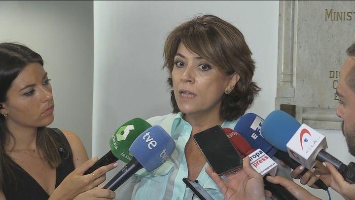 El Gobierno propondrá a la exministra Dolores Delgado como fiscal general del Estado