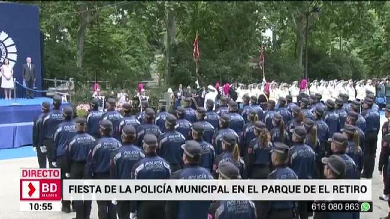 Buenos Días Madrid (10:30 - 11:30) 24.06.2019
