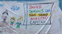 Padres y madres del colegio Blas de Lezo, en la Tablas, se encierran contra el cese del director