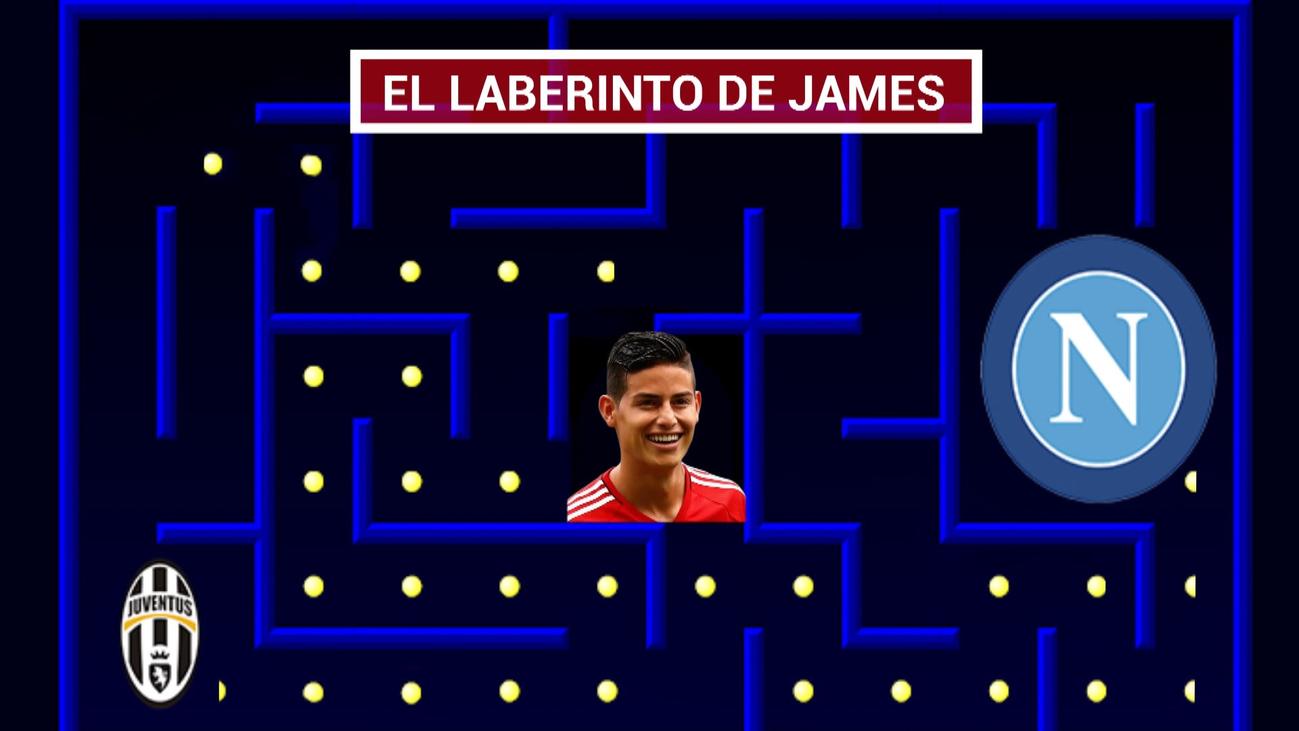 James Rodríguez envia un dardo al Real Madrid y a Zidane