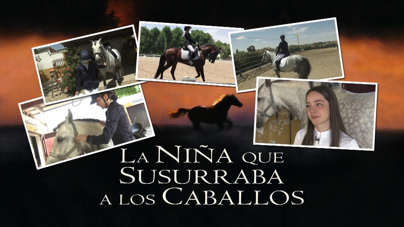 Lucía Gaitán, un sexto sentido con los caballos