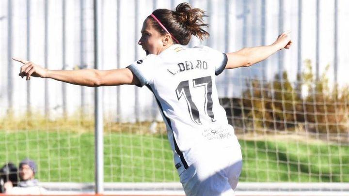 """Laura del Río: """"La llegada del Real Madrid al fútbol femenino supone crecer"""""""