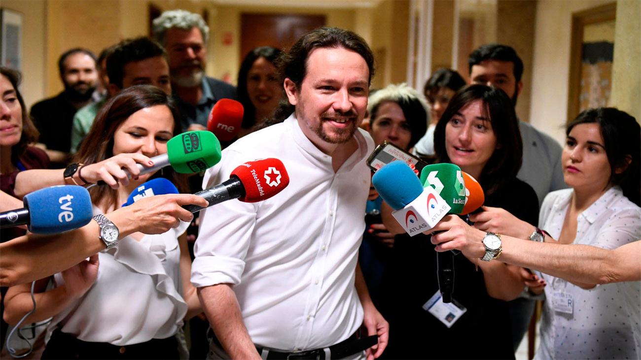 Iglesias no permitirá que sus votos no se traduzcan en presencia en el Gobierno