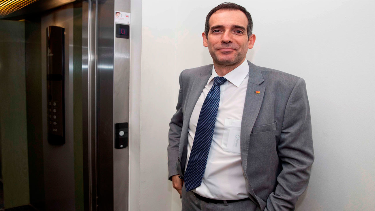 LaFiscalía abre investigación penal al portavoz de Vox que insultó a Delgado