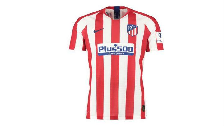 Camiseta del Atlético de Madrid 2019-20