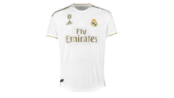 Camiseta del Real Madrid 2019-20