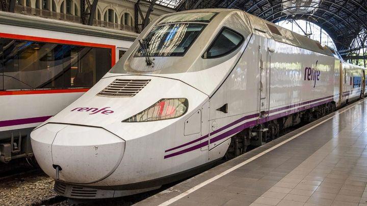 El AVE llega a Granada