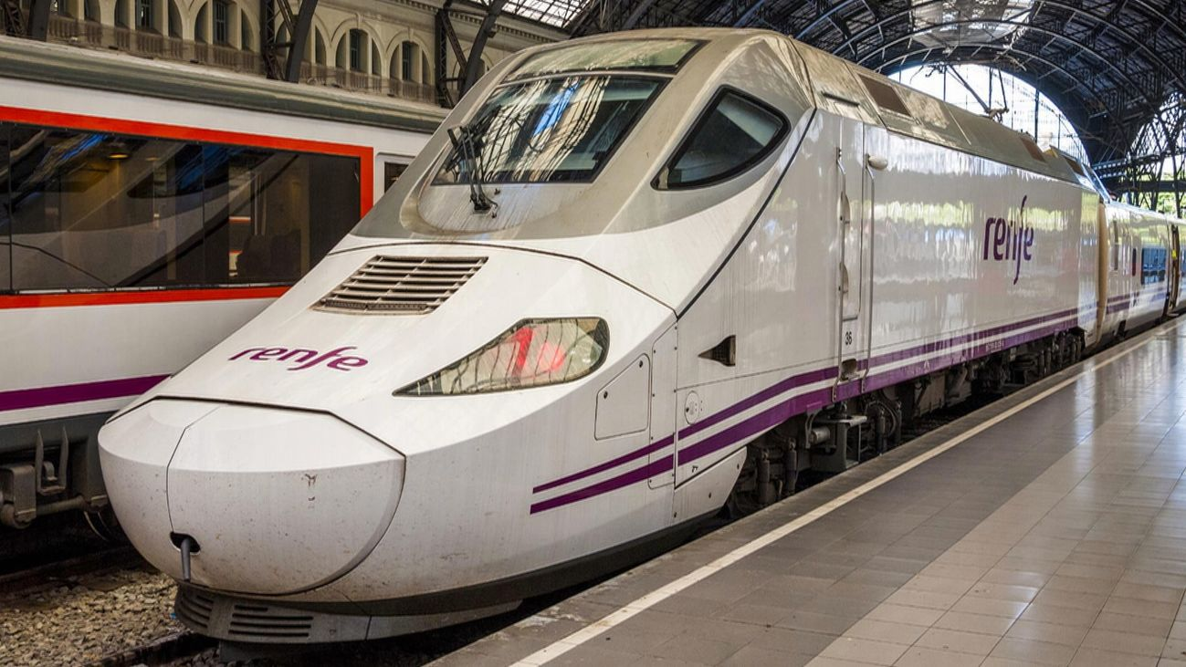 Tren de AVE