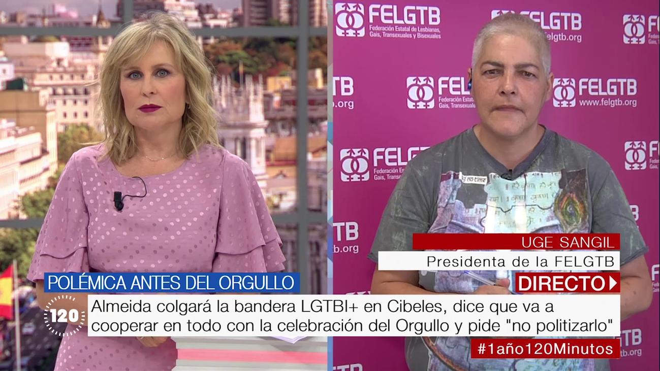 """FELGTB: """"Quienes censuran parte de la campaña del Orgullo son cómplices de la no libertad"""""""