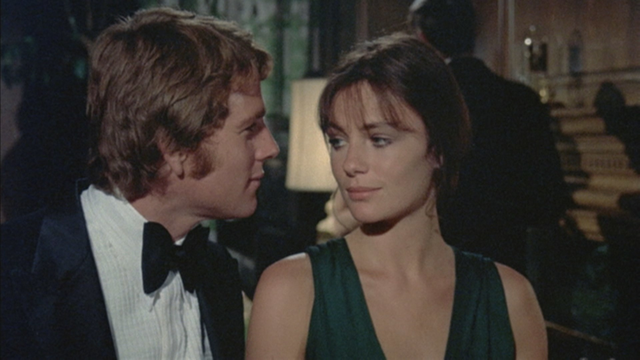La estrella masculina más apuesta de los 70' es un ladrón: 'El ladrón que vino a cenar'