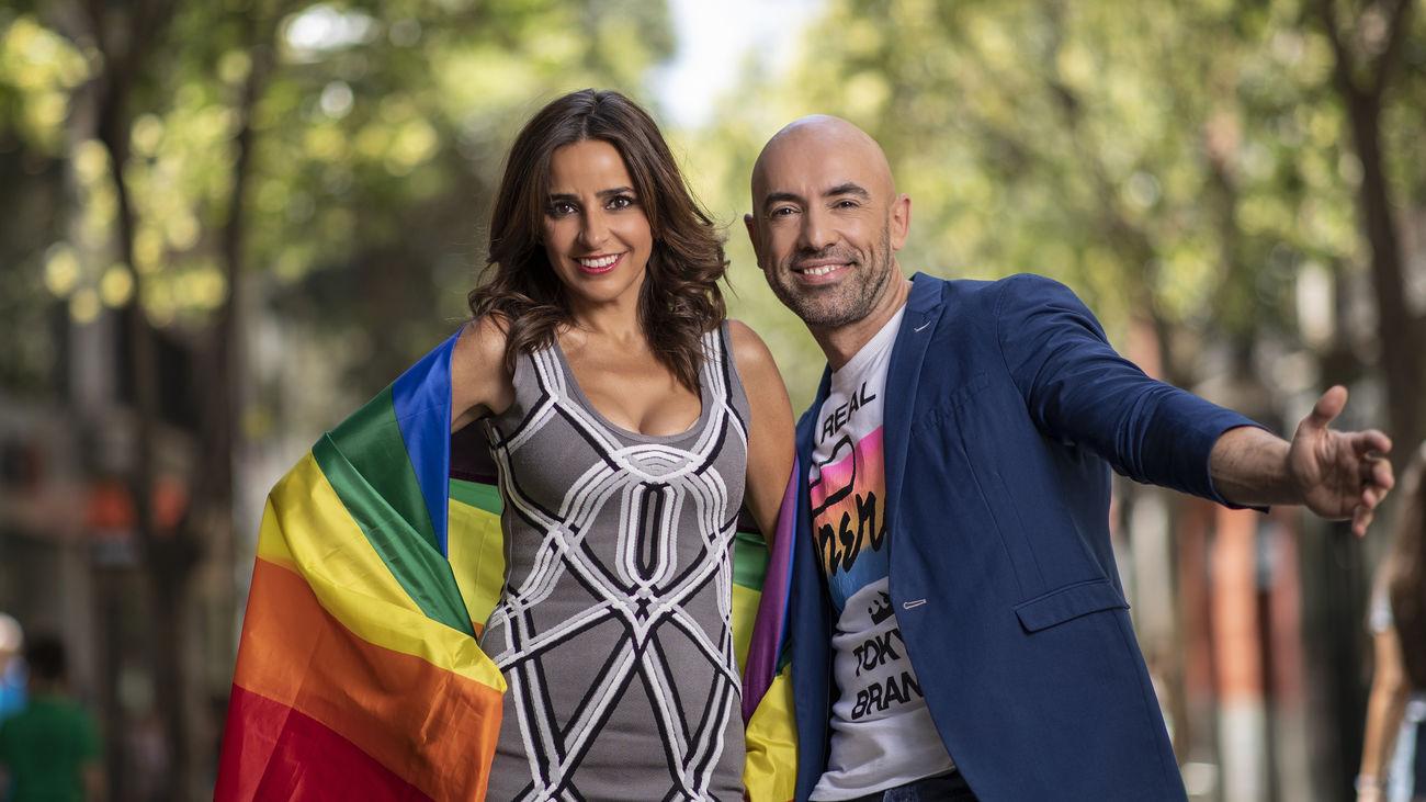 Telemadrid visibiliza el Orgullo 2019 con una programación especial centrada en la manifestación del 6 de julio