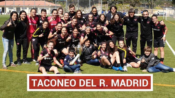 El Real Madrid Femenino surgirá del CD Tacón