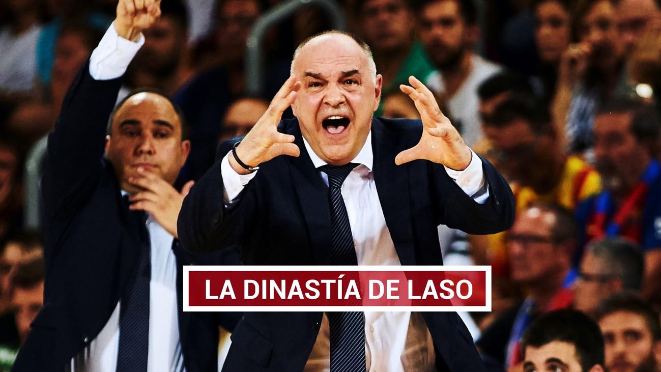 Pablo Laso, un entrenador de leyenda