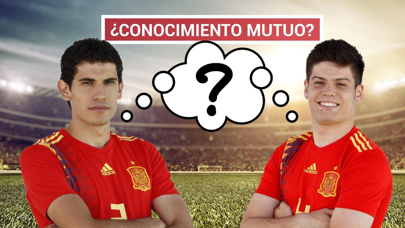 ¿Quién sabe más de quién... Jesús Vallejo o Jorge Meré?