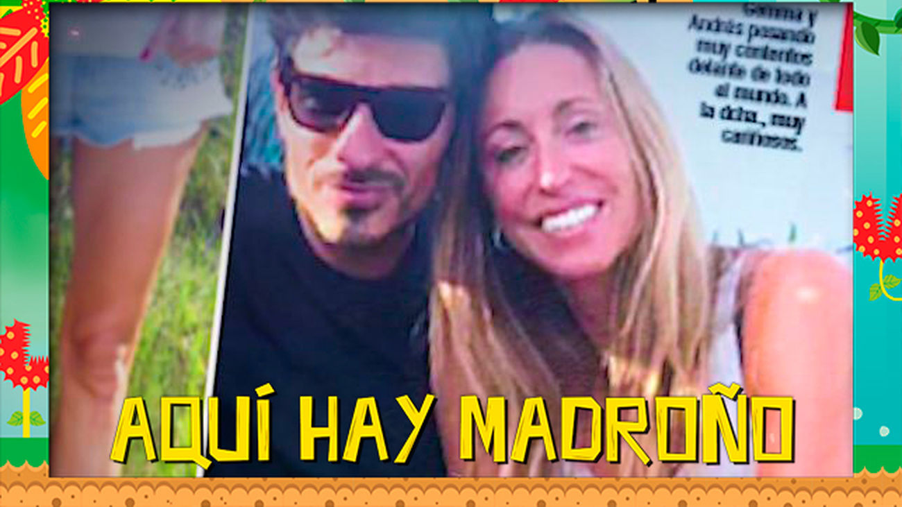 Las imágenes definitivas que confirmarían la relación de Andrés Velencoso y Gemma Mengual