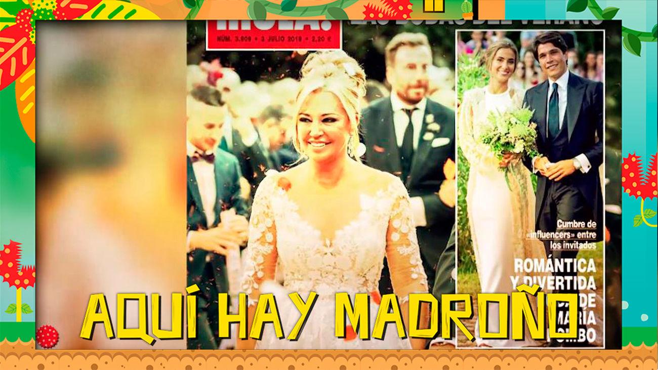 ¿Cuánto se ha embolsado Belén Esteban por la exclusiva de su boda?