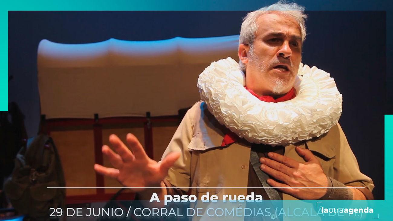 """Disfruta del teatro popular, del castillo de Manzanares y del Festival """"Cultura Inquieta"""""""