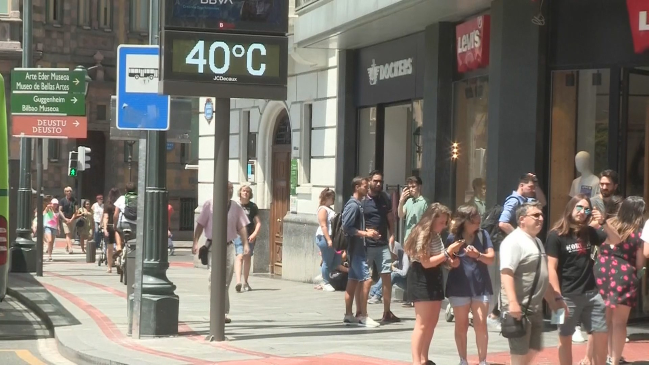 El calor disparará los termómetros a 40 o 41 grados en 11 provincias