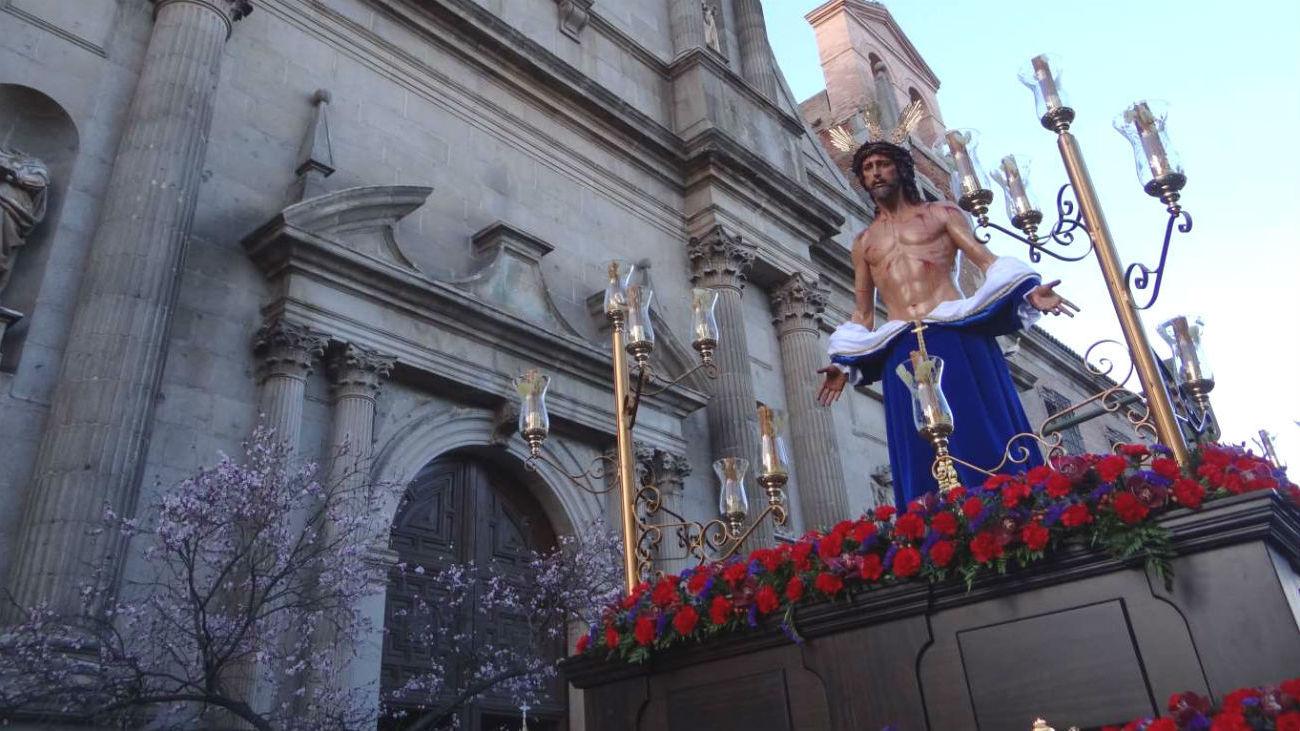 El Despojado, Semana Santa de Alcalá de Henares