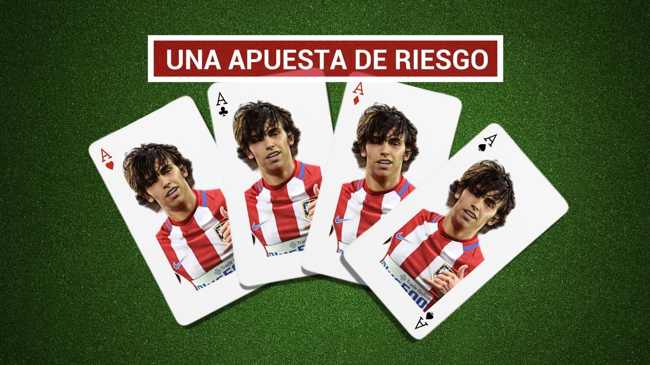 Joao Félixserá el fichaje más carode la historia del Atlético