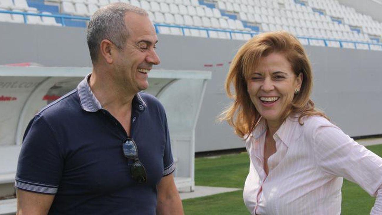 """Felipe Moreno: """"Por las ganas y trabajo, la ilusión es mayor"""""""