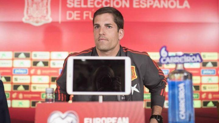 "Robert Moreno: ""No tengo miedo al cargo de seleccionador"""