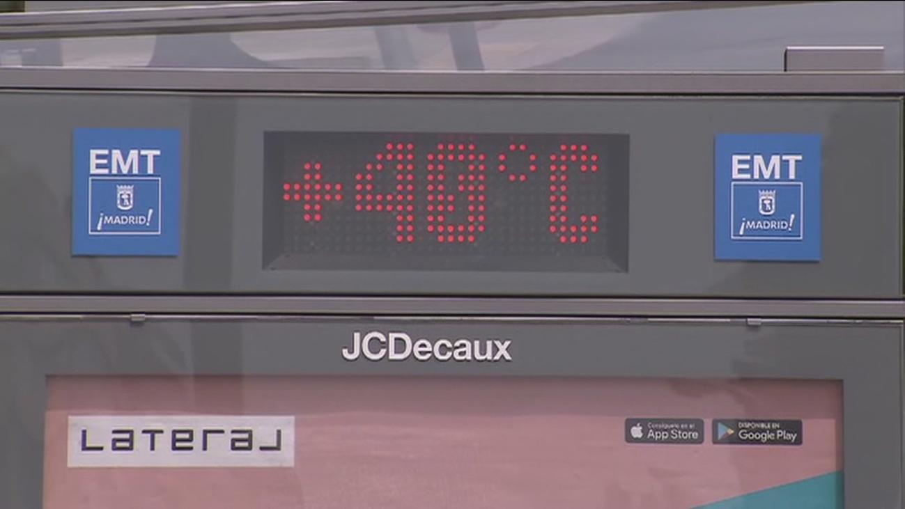 Calor abrasador en toda la región
