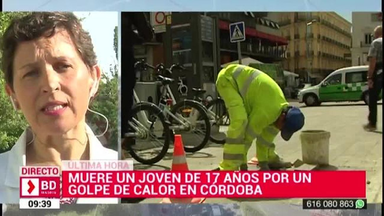 Buenos Días Madrid (08:30-10:30) 28.06.2019