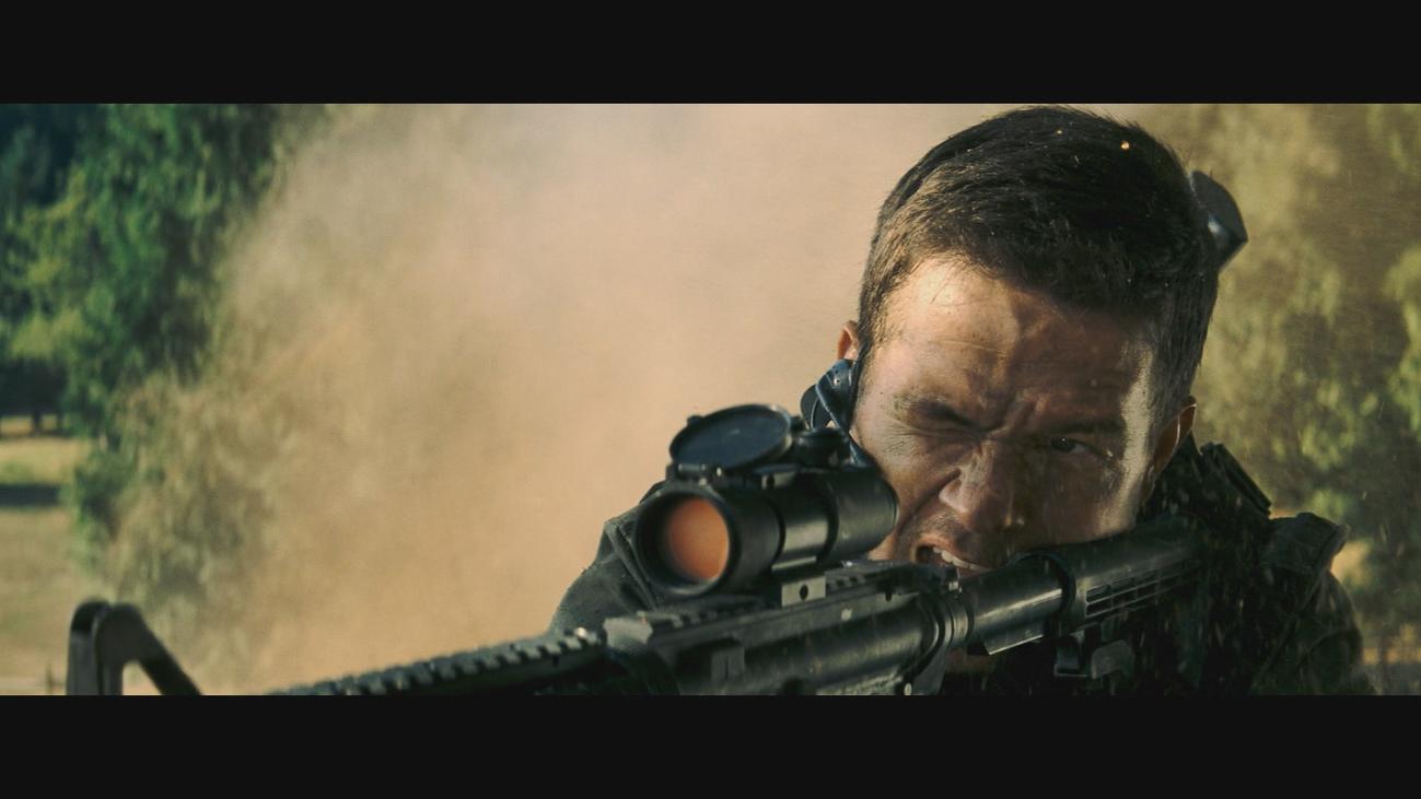 'Shooter, el tirador', con Mark Wahlberg, uno de los actores más rentables de Hollywood