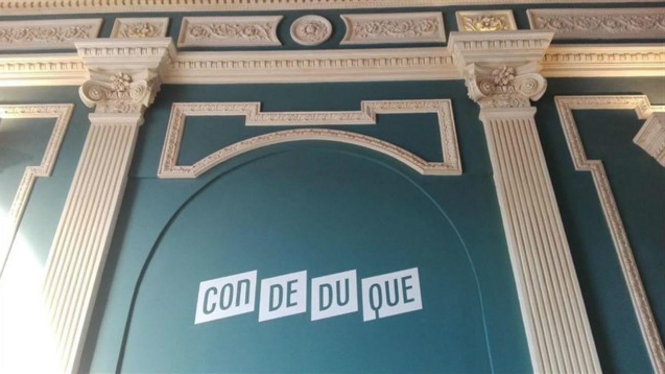 Luis Caruncho regresa al Centro Conde Duque