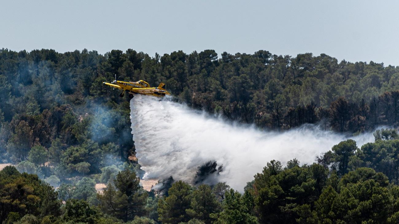 Horas clave en la extinción del incendio de Tarragona