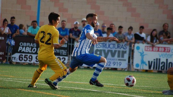2-0. El Alcobendas se queda a las puertas de 2ªB tras caer frente al Villarrubia