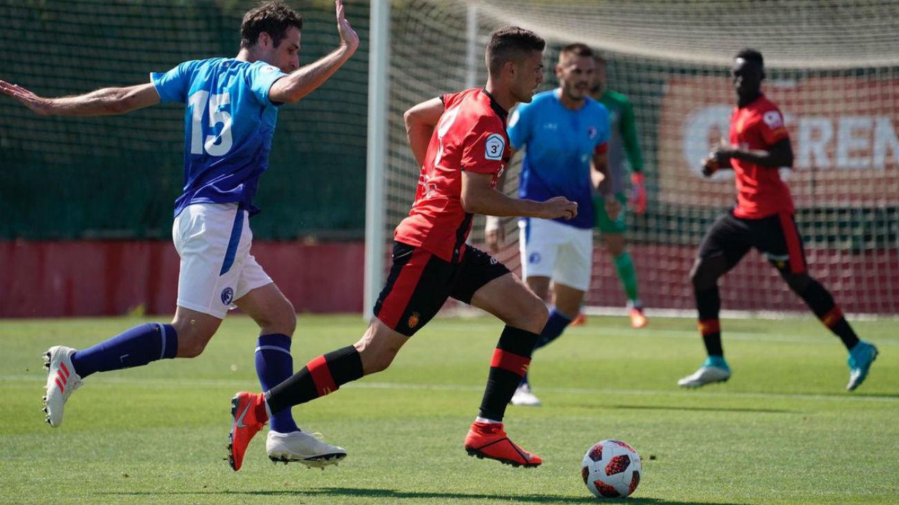 0-0. Las Rozas CF, nuevo equipo de Segunda División B