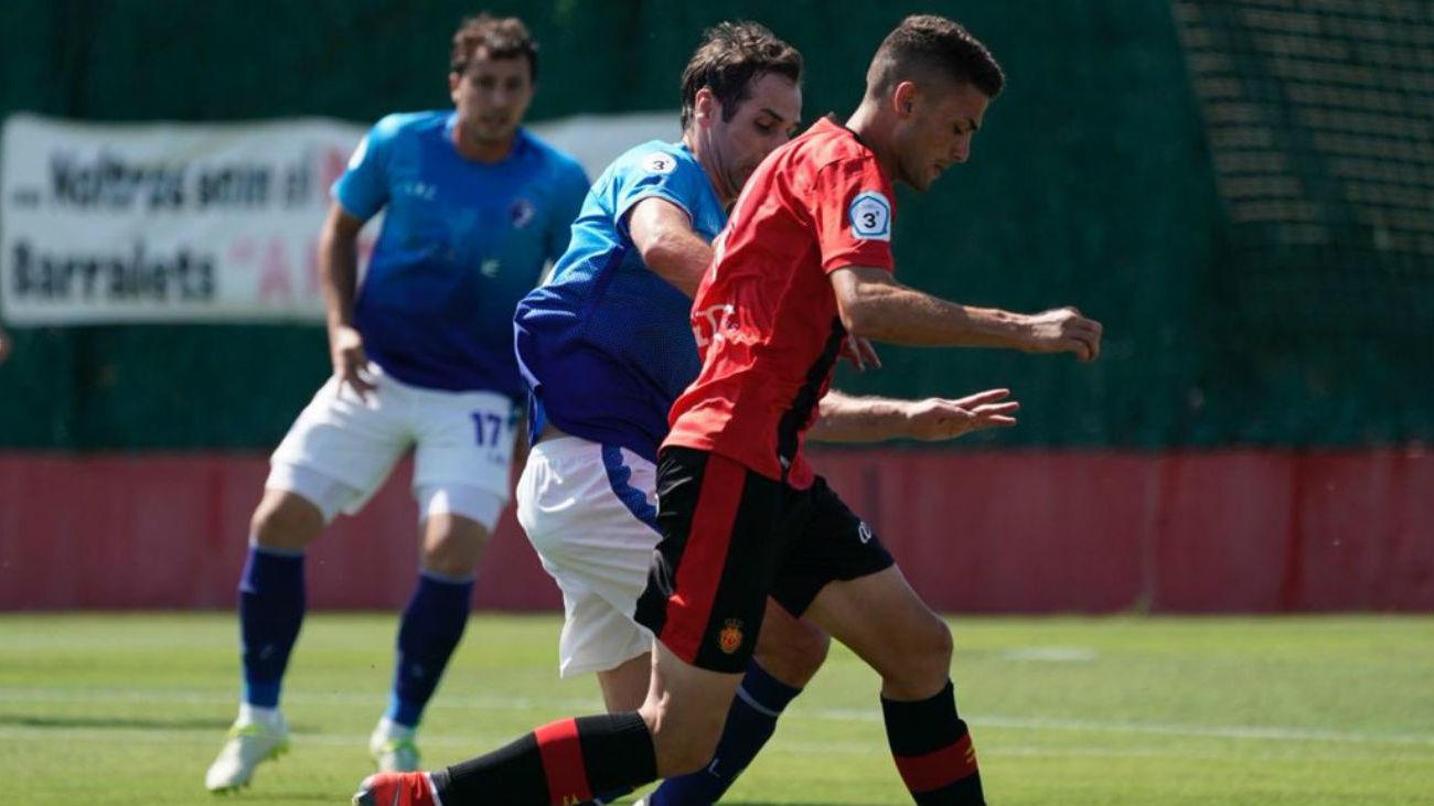 0-0. Las Rozas se lleva el ascenso tras empatar en Mallorca