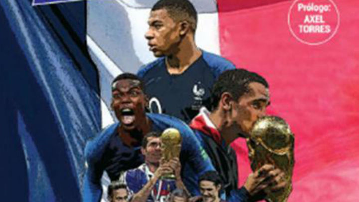 'Fútbol Francés', un libro de Andrés Onrubia