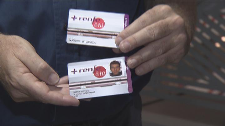 Preguntas y respuestas sobre la nueva tarjeta sin contacto de Cercanías