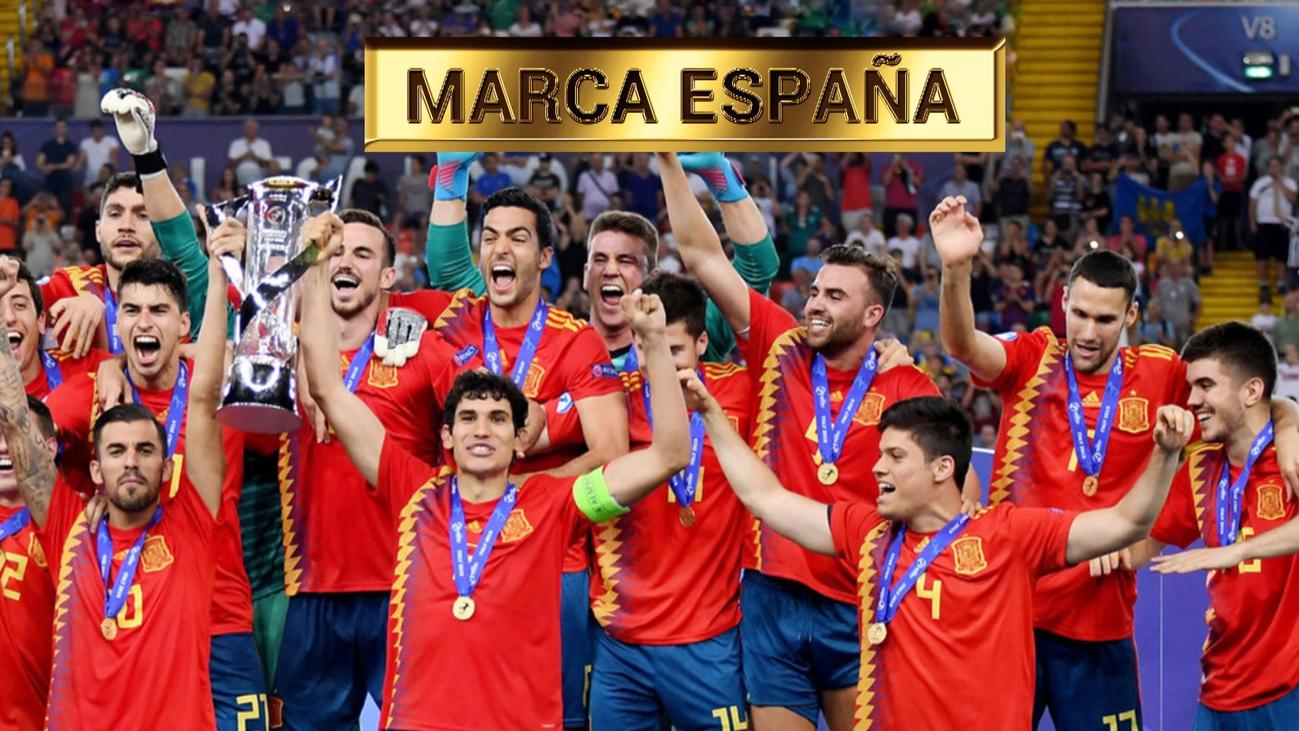 España, dueña de Europa