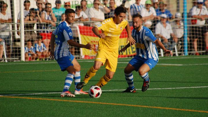 2-0. El Alcobendas Sport no logra el ascenso a Segunda B