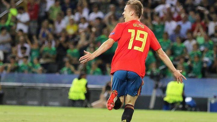 """Miquel Olmo: """"La sub'21 ha demostrado un fútbol al alcance de ningún otro"""""""