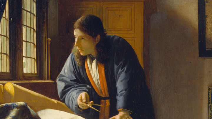 Miradas afines. Museo del Prado.