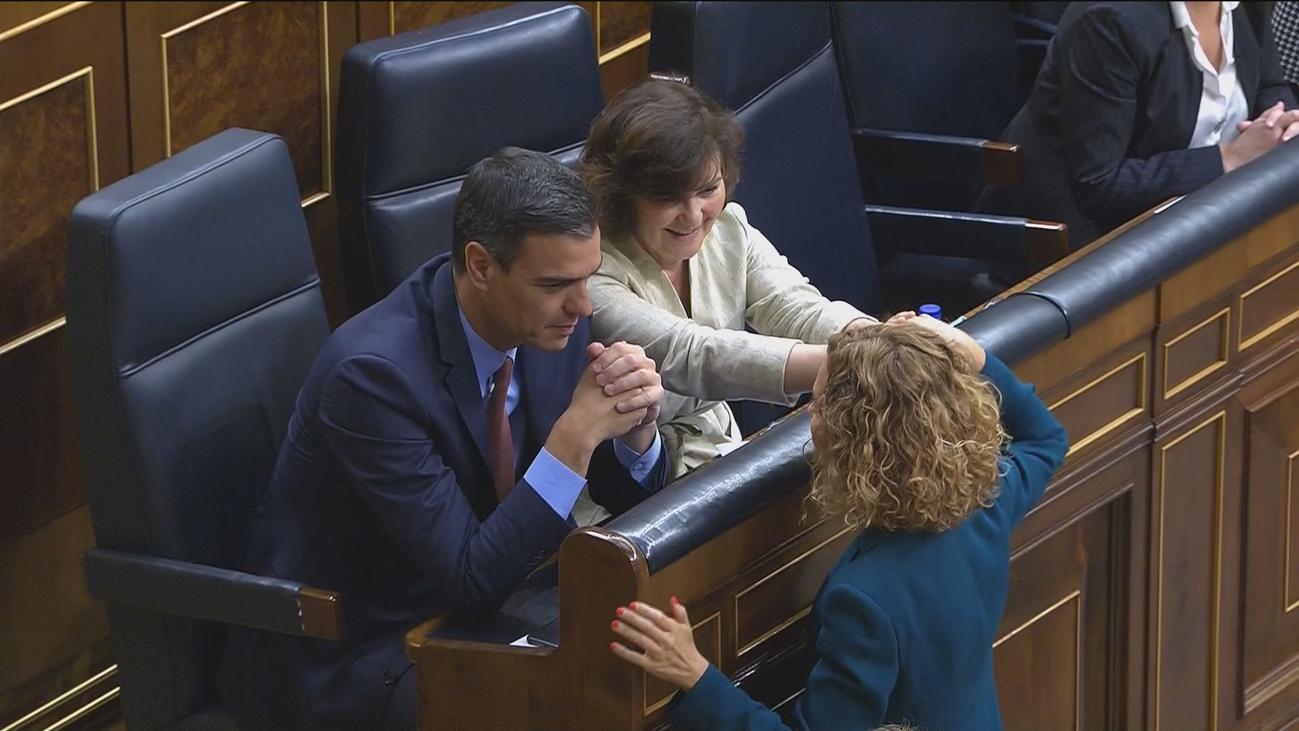 Sánchez comunicará por teléfono a Batet la fecha de la investidura