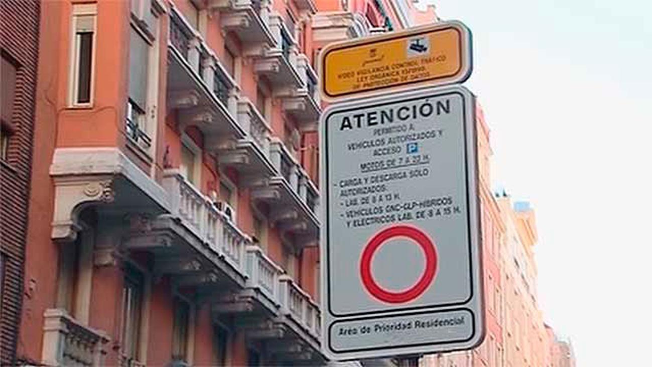 La moratoria de multas en Madrid Central afecta también a las APR anteriores