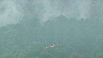 El incendio de Cadalso y Cenicientos calcinó 2.500 hectáreas